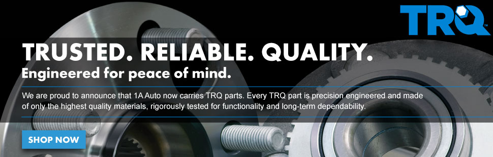 TRQ Trusted. Quality. Reliable. Engineered for Peace of Mind.